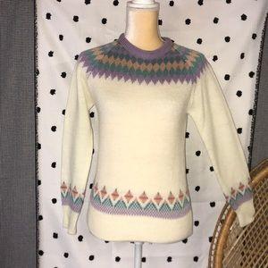 Vintage Berries Sweater